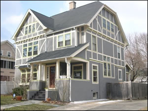 exterior house painting service CT