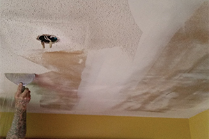 Popcorn Ceiling Removal Connecticut