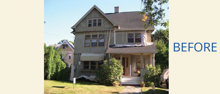 New Haven, CT Exterior Painting