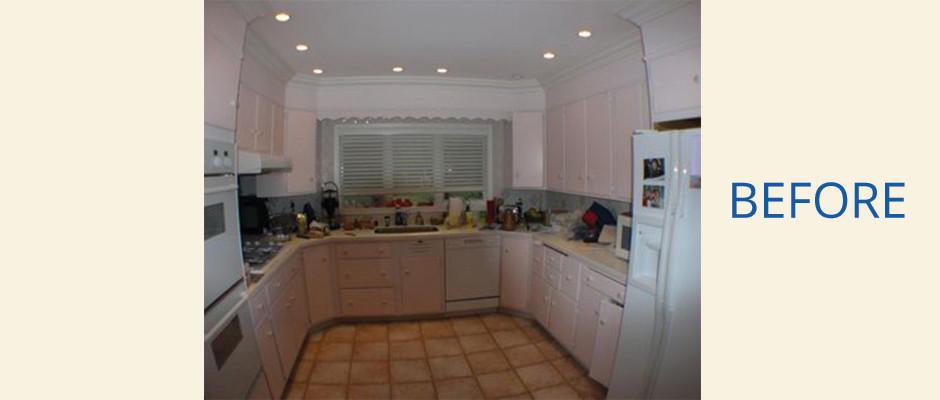 Woodbridge CT Kitchen Remodel