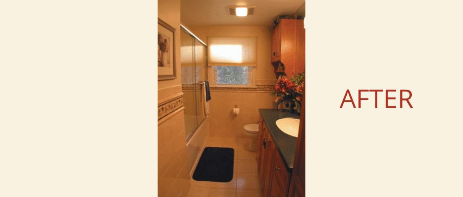 Orange, CT Bathroom Renovation
