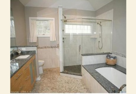 Woodbridge, CT Bathroom Renovation